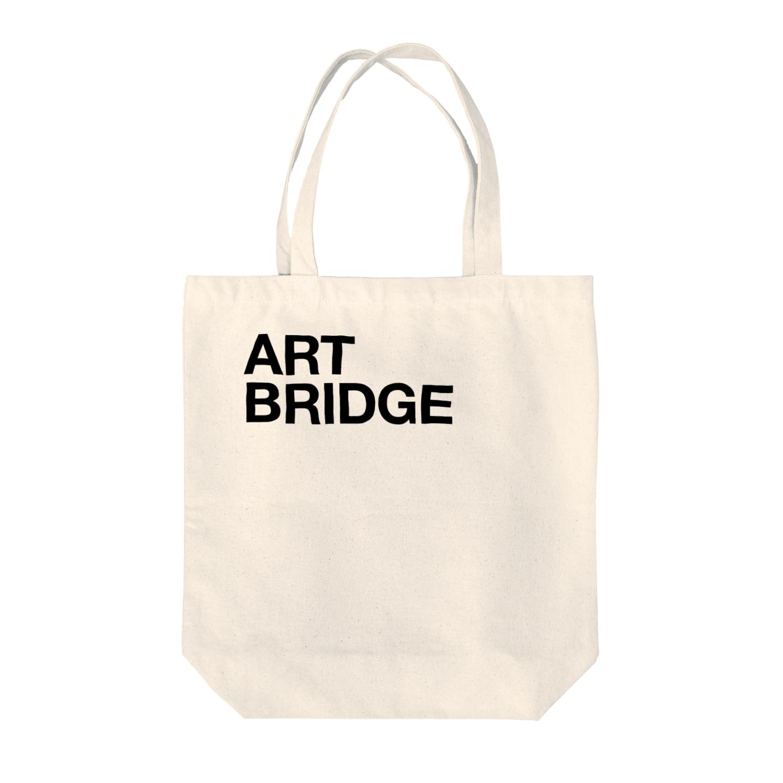 ABIのART BRIDGE トートバッグ