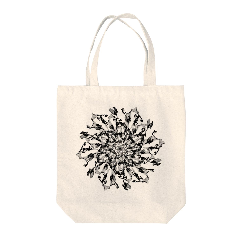 HIBIKI SATO Official Arts.のGraphic#16 Tote bags