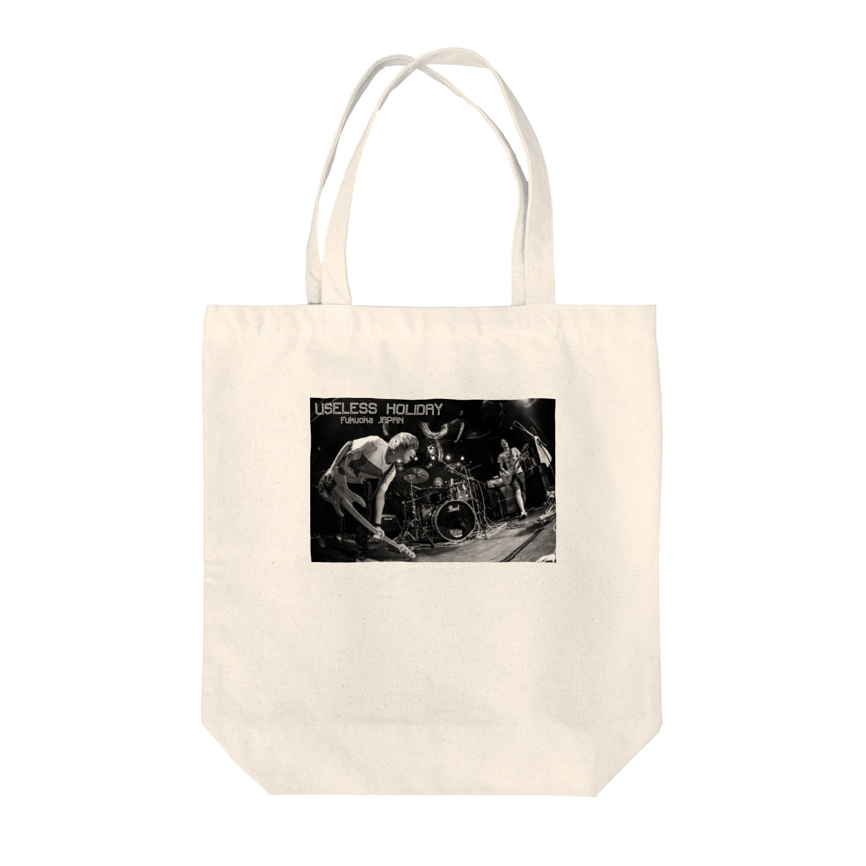 USELESS_HOLiDAYのライブフォト2 Tote bags
