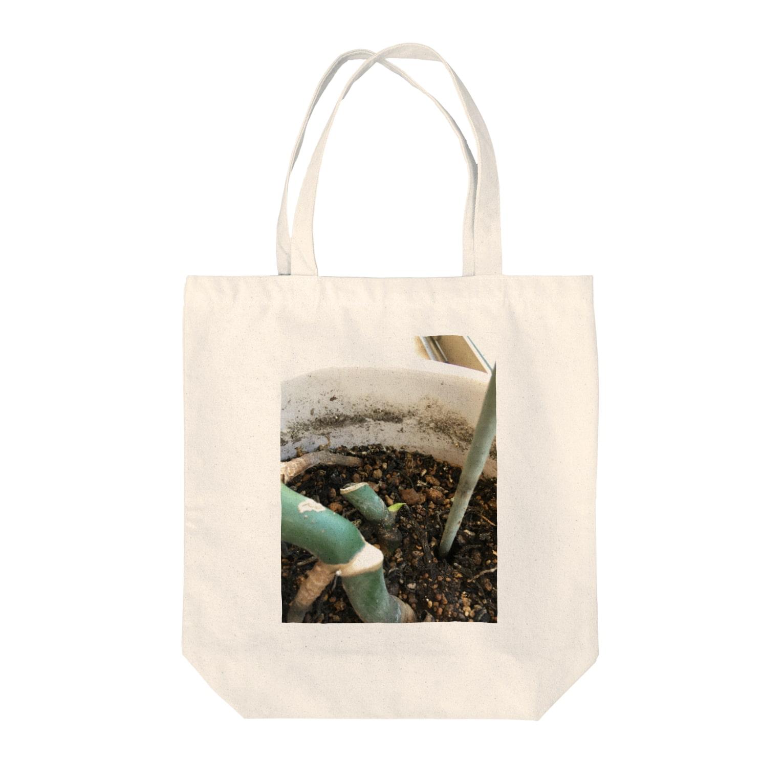 俺の趣味。の芽 Tote bags