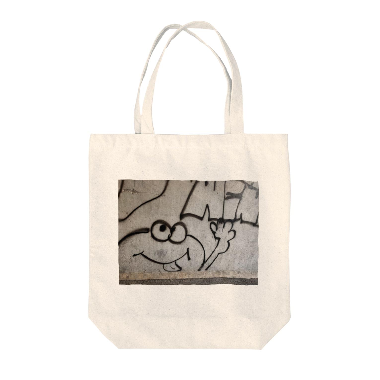 SZUKIのハロ〜!\(^o^)/ Tote bags
