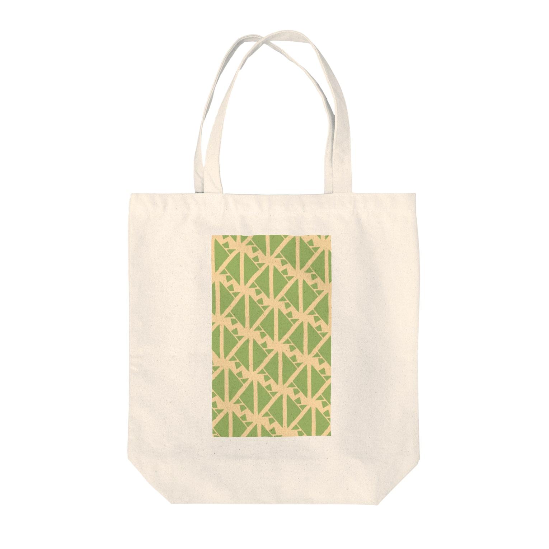 気ままに創作 よろず堂のサーヴィエ行進曲 若竹 Tote bags