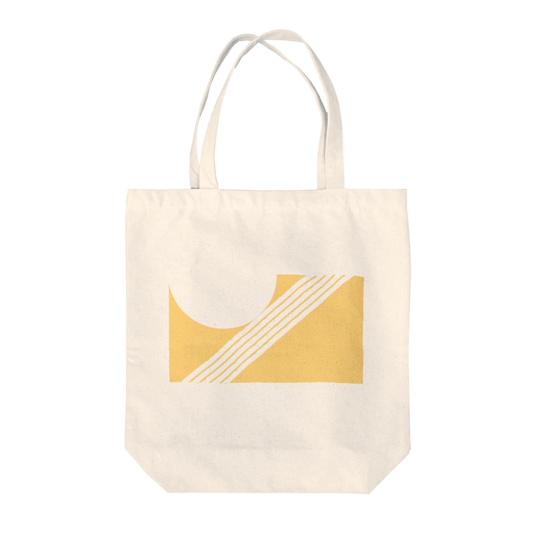 Ryoha creator studioのぶっかけうどん Tote bags