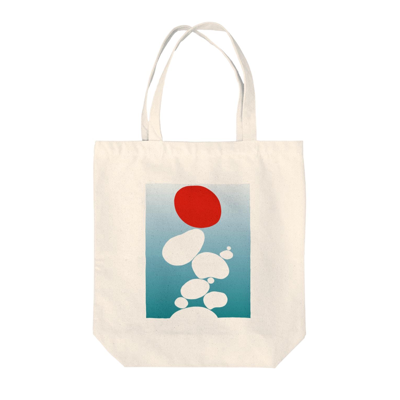 vapor__yujin__のNIPPON No.5 Tote bags
