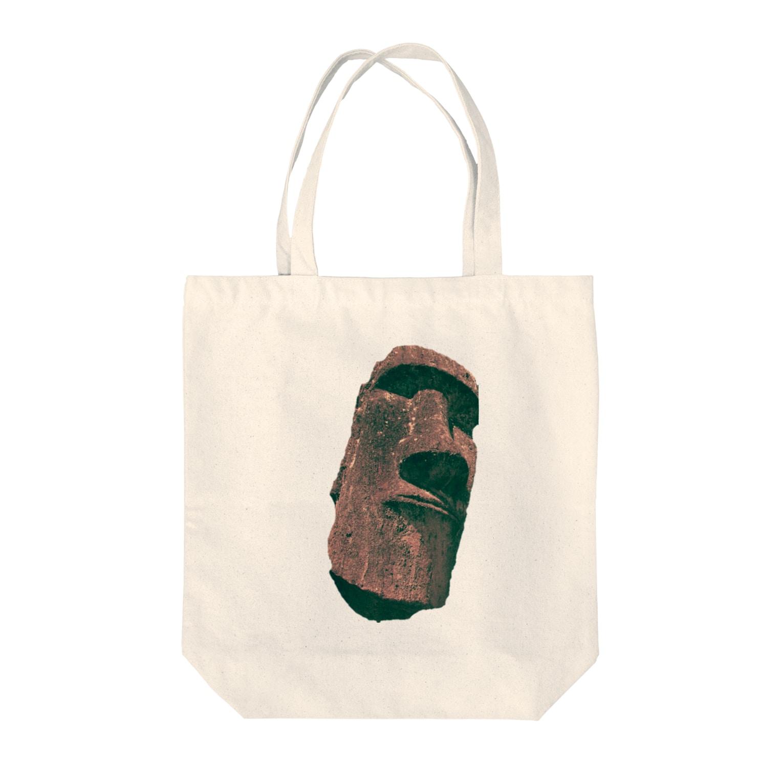 Re:Morayのもあいくん Tote bags