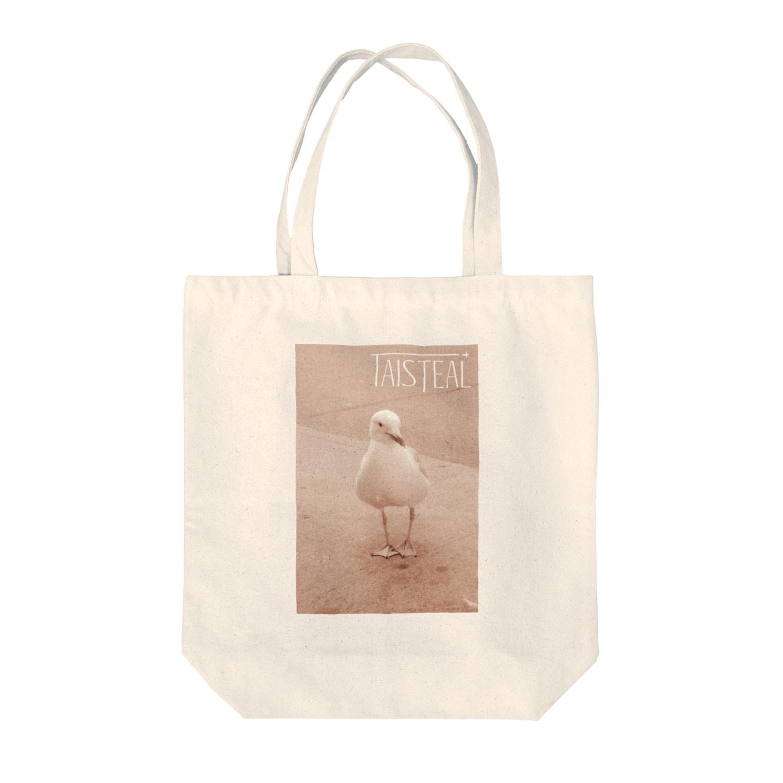 フォーヴァの鳥1-taisteal-タシテル- Tote bags