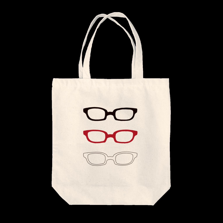げんちょうの眼鏡トートバッグ