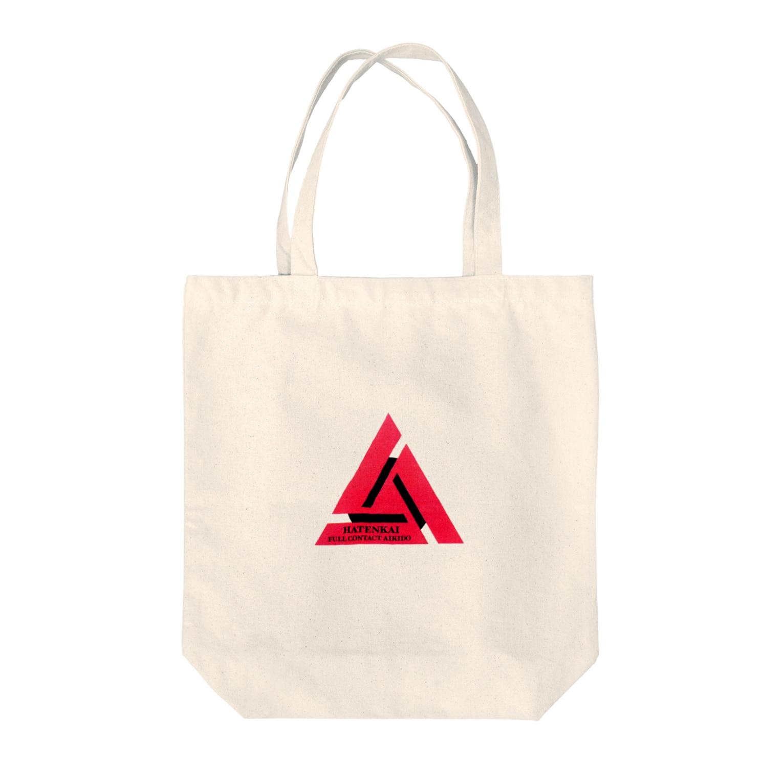 hatenkaiの覇天会グッズ Tote bags