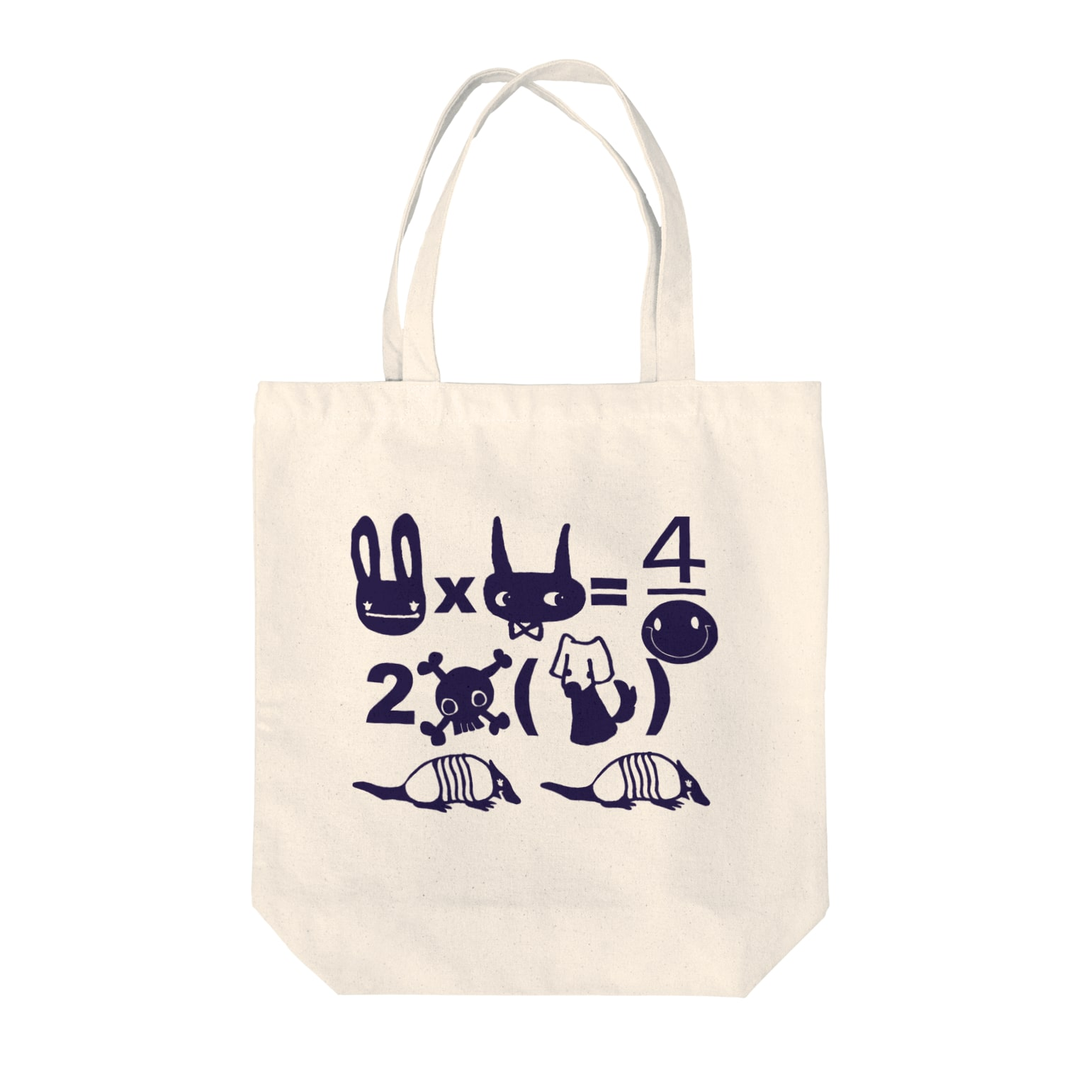 FINCH LIQUEUR RECORDSのにゅにゅ方程式 Tote bags