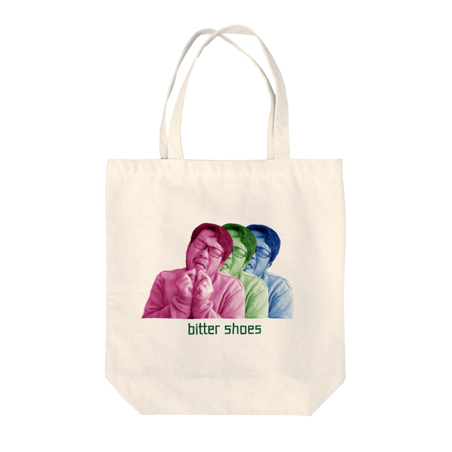 nuwtonのbitter shoes Tote bags