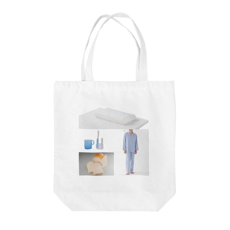 poisonous_nounaiのmorning Tote bags