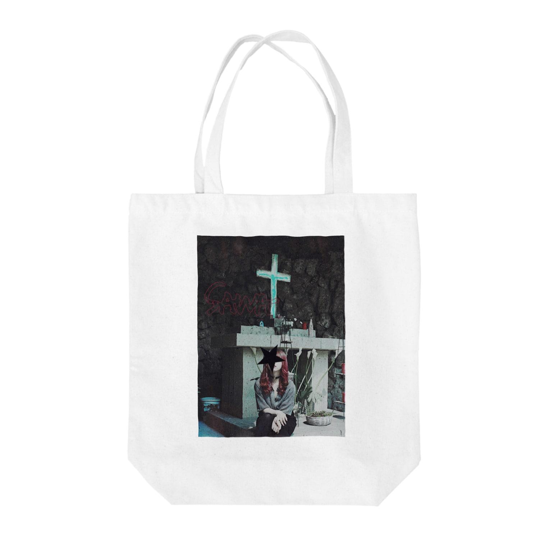 sawa_singerのSAWA  201909 Tote bags