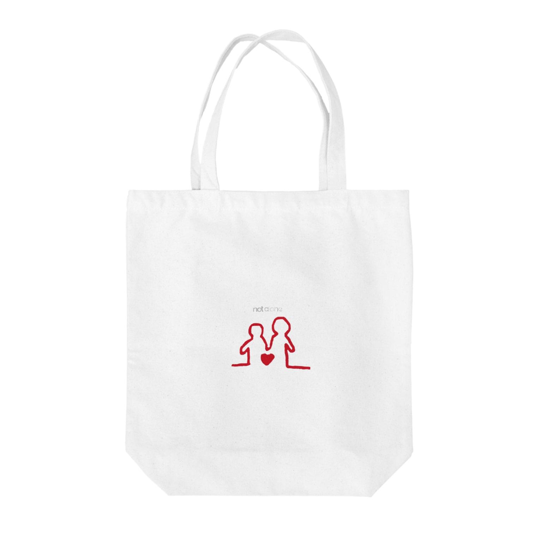 hachi08のシンプルシリーズ2 Tote bags