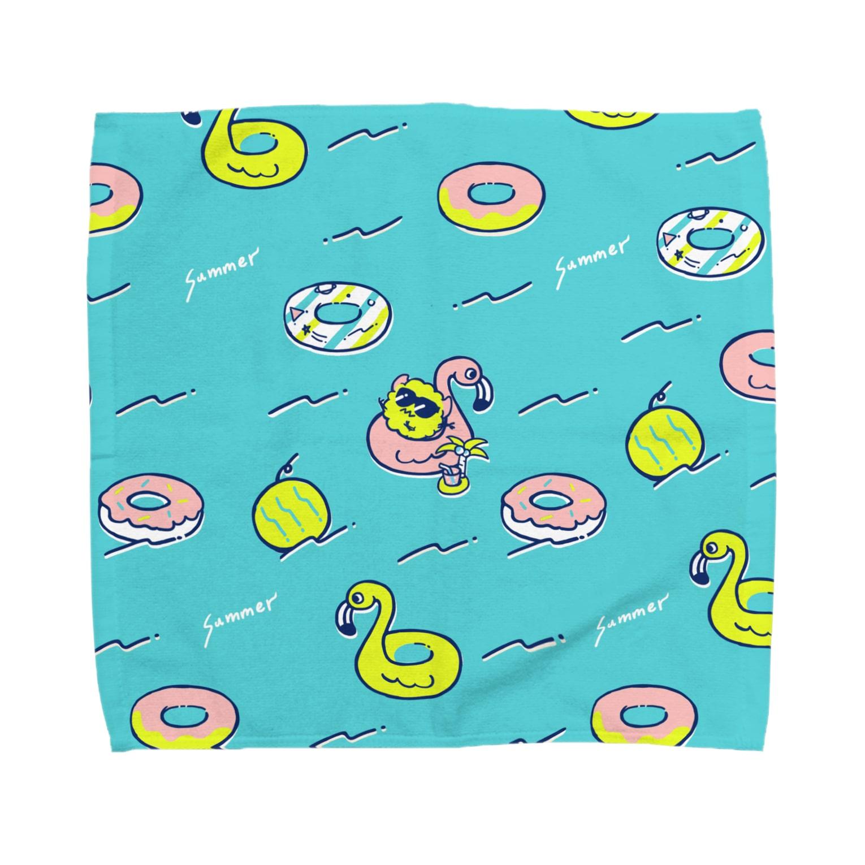 SPACEのSummer DARY Lサイズ Towel handkerchiefs