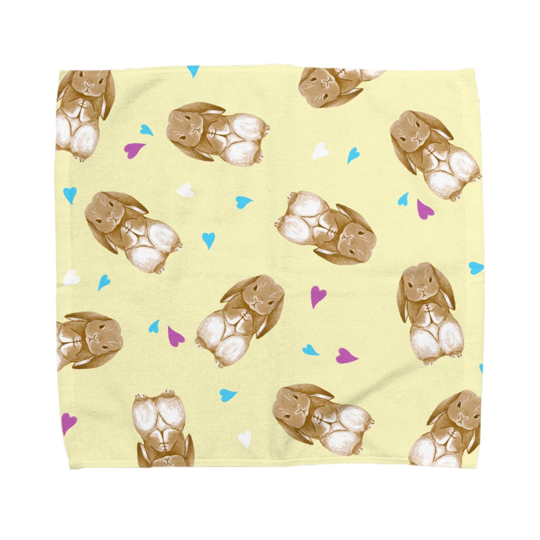 FanfleecyのTowel handkerchiefs