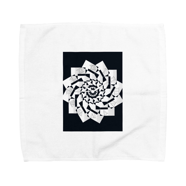 5usurnuのBOXFLOWER1029 Towel handkerchiefs
