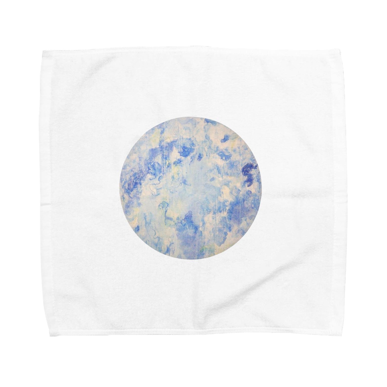 immrの◯ Towel handkerchiefs