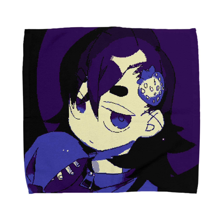 1/6 Noisy Thirsty Satelliteのberry girl Towel handkerchiefs