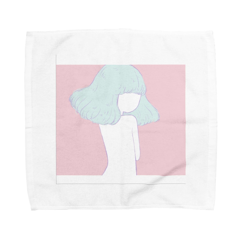 yatti_2のSINOオリジナル Towel handkerchiefs
