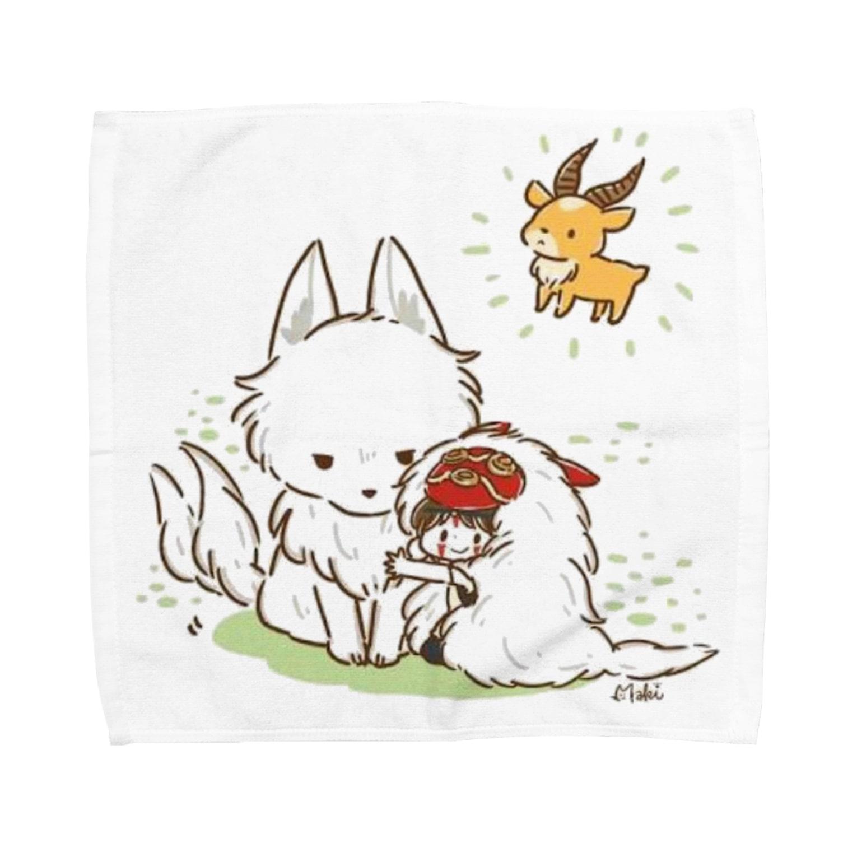 LRqWAQu9fOhj7WZのジブリ Towel handkerchiefs