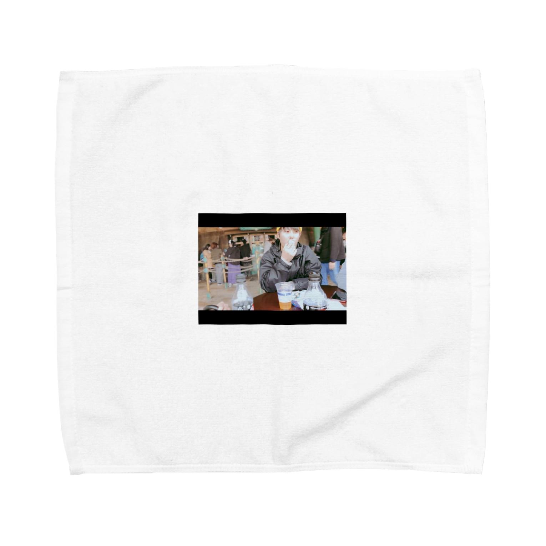 k____yo__のこなし Towel handkerchiefs