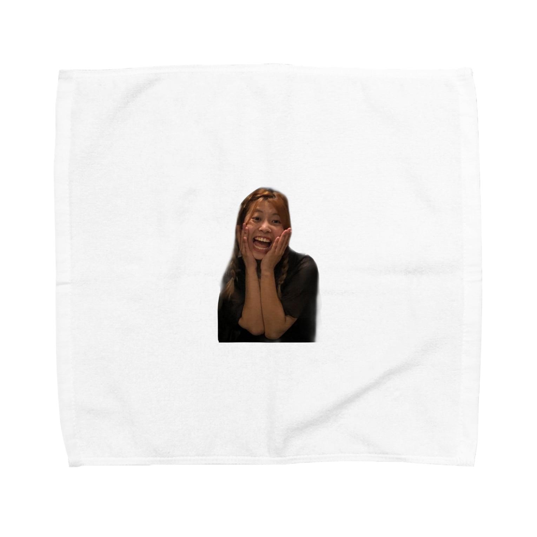 hinako9887のティンカーベル岡田(成長) Towel handkerchiefs
