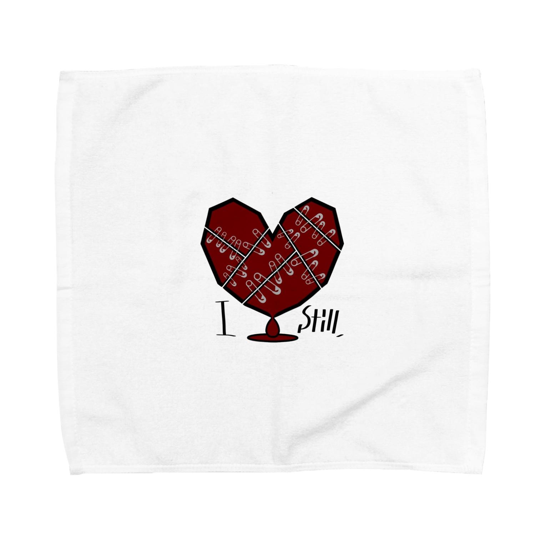 天獄堂のI Still,  Towel handkerchiefs