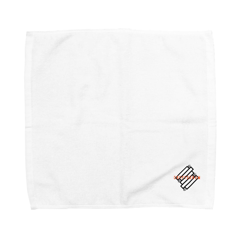 shuma0509のクリプトグラム Towel handkerchiefs