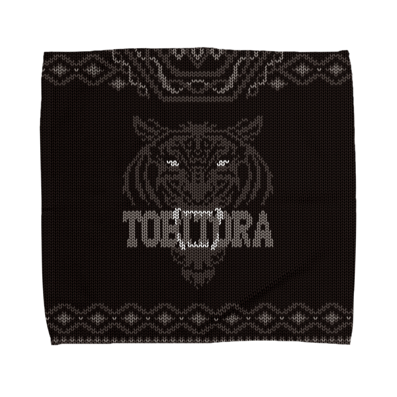 TOBITORA とびとらのCONITA SWEATER / NACCHI Towel handkerchiefs