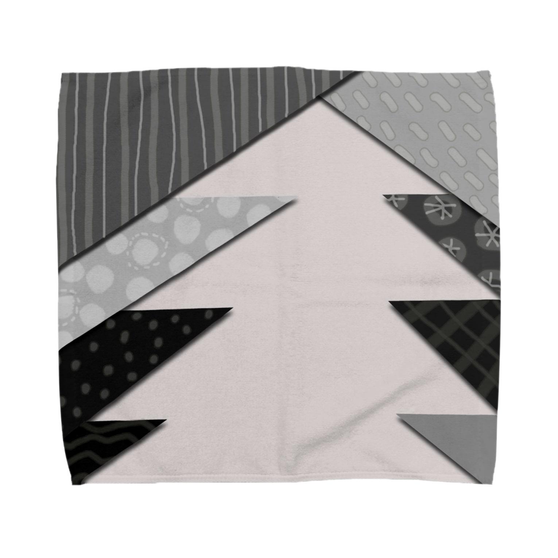 タルタルとムニエルのーーーーー Towel handkerchiefs