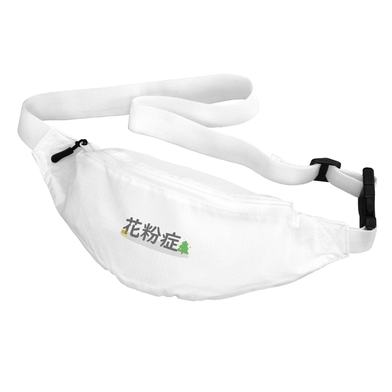 つきしょっぷの花粉症 Body Bag