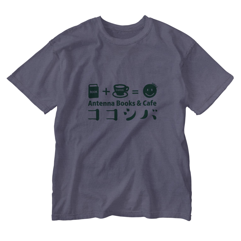 ココシバのココシバグッズ3 Washed T-shirts