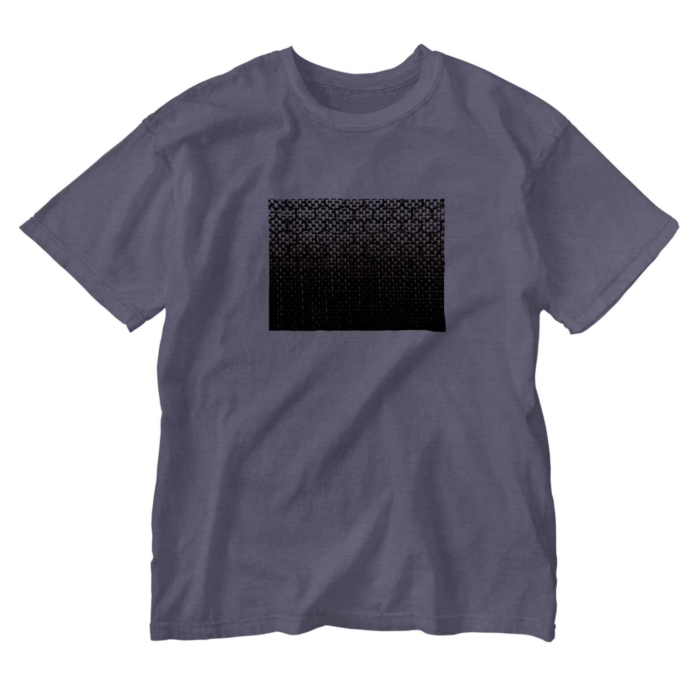 Alpha's Storeのアジアンテイストグラフィック Washed T-shirts