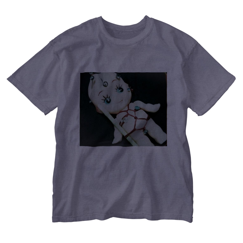 Re:Morayの緊縛ちゃん Washed T-shirts