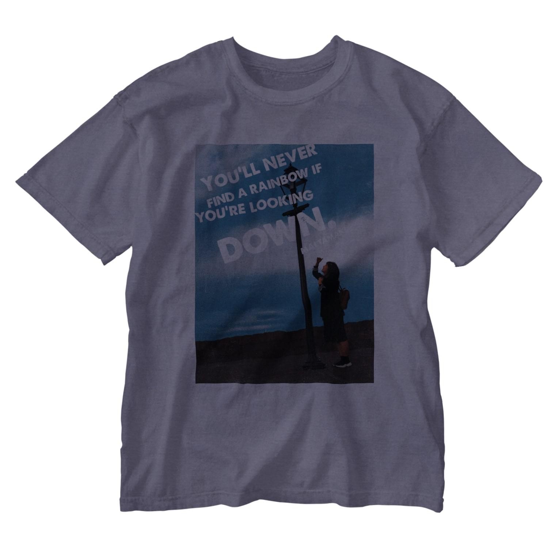 tamagame777のtamage良い言葉シリーズ Washed T-shirts