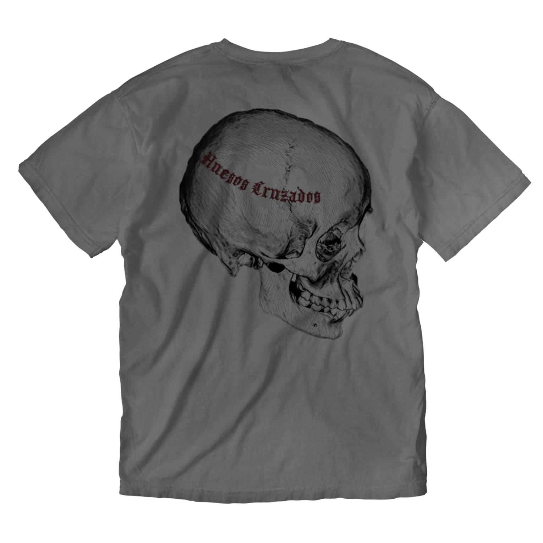 Huesos Cruzadosの#32 Huesos Cruzados Washed T-shirts