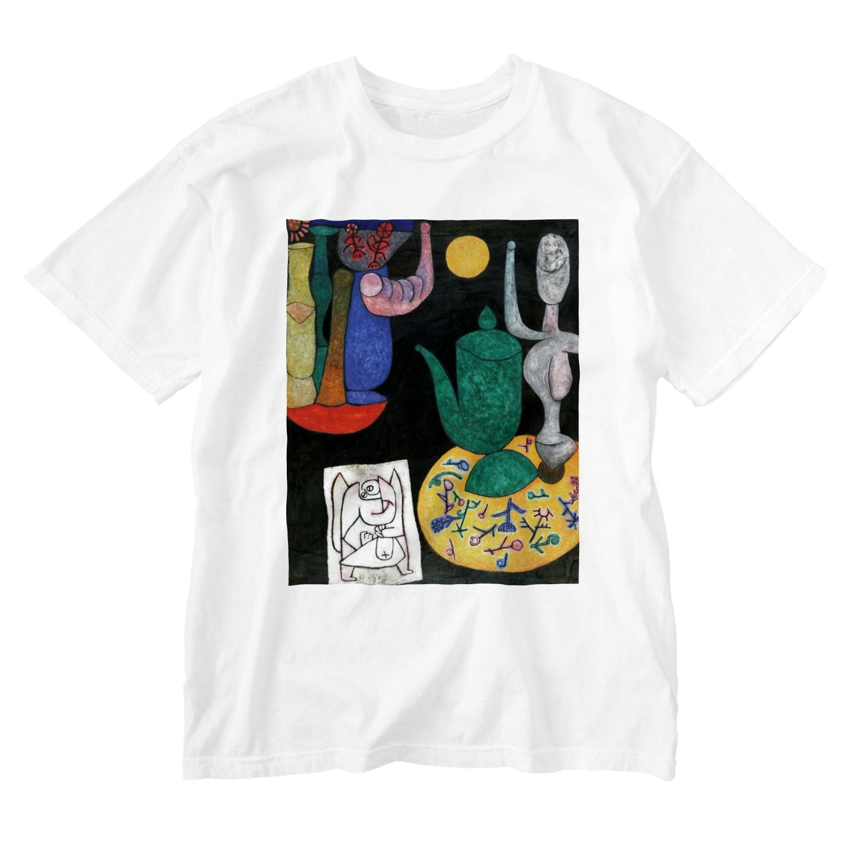 dohshinのパウル・クレー『 無題 最後の静物 』 Washed T-shirts