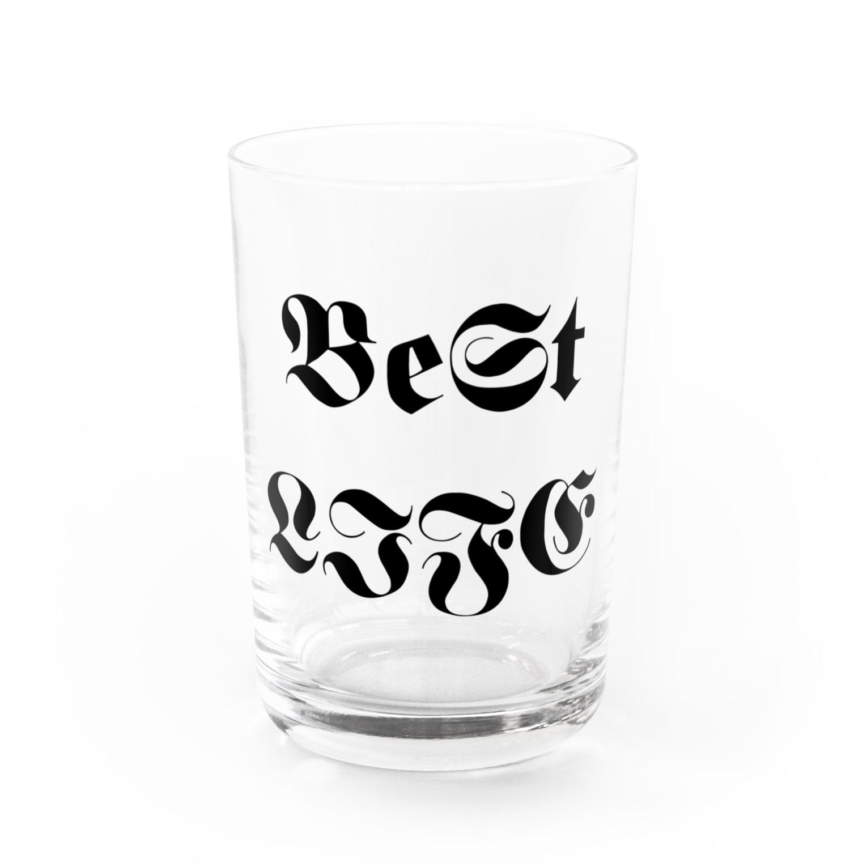 GenussmittelのBestLifeグッズ2 Water Glass