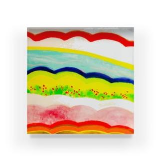 kamoriver Acrylic Block