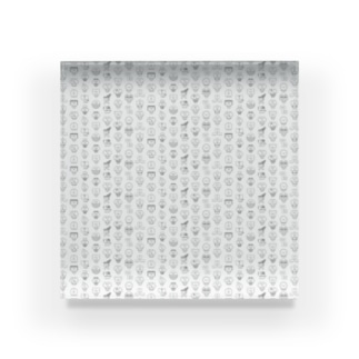 UchukunAllCast GRAM アクリルブロック
