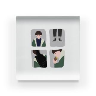 君の好きなところ vol.2 Acrylic Block