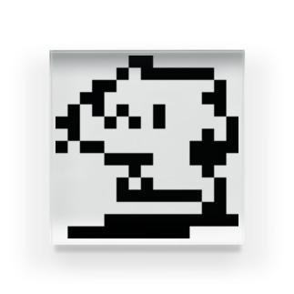 どどねこ-ピコピコ- Acrylic Block