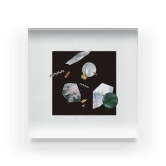cosmicbox Acrylic Block