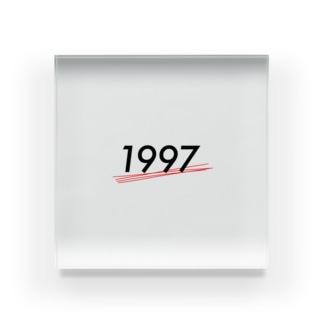1997 Acrylic Block
