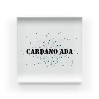 カルダノ ADA2 Acrylic Block