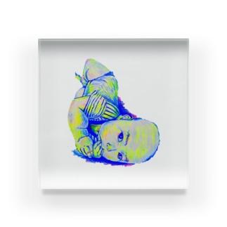赤子氏 サイケver. Acrylic Block