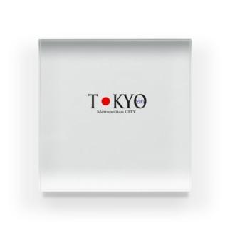 TOKYO-EDO Acrylic Block