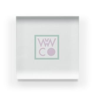 wwc Acrylic Block