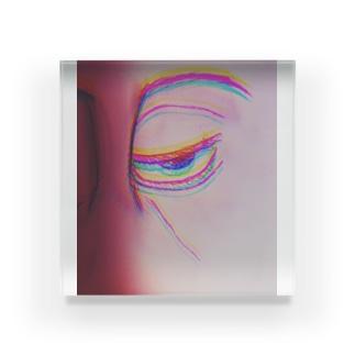 サイコパス Acrylic Block