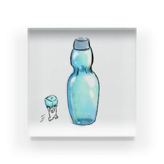 ラムネ☆ Acrylic Block